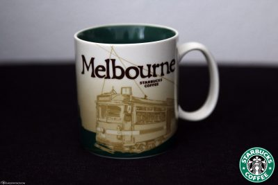 Melbourne's Starbucks city cup
