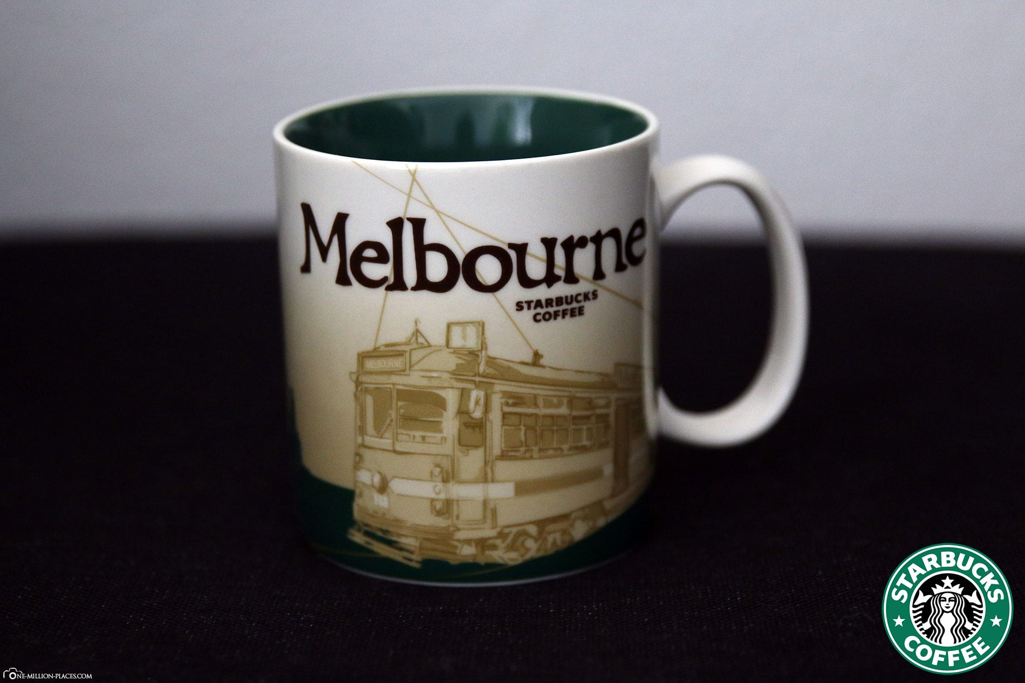 Melbourne, Starbucks Cup, Global Icon Series, City Mugs, Collection, Australia, Travelreport