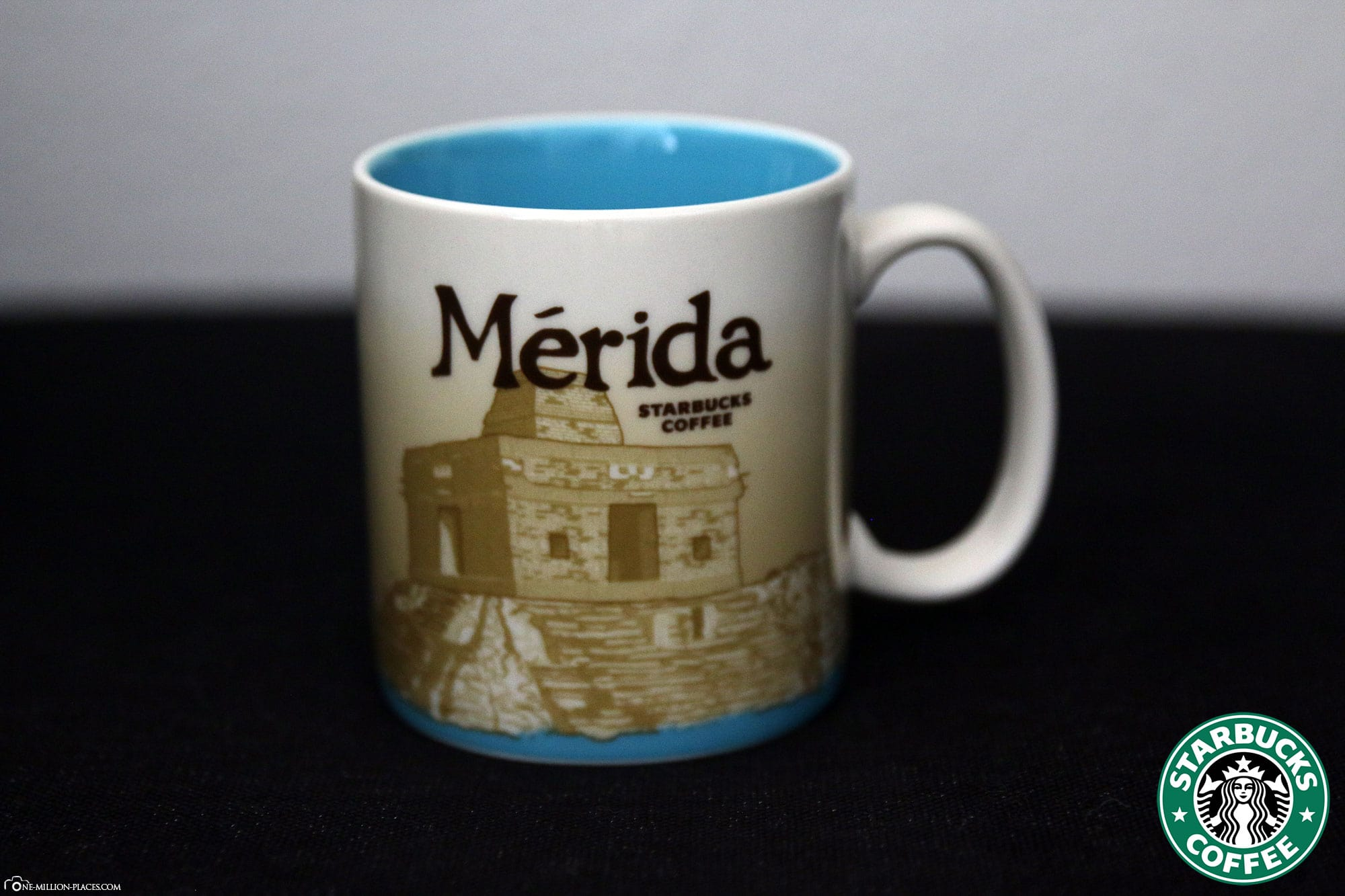 Merida, Starbucks Cup, Global Icon Series, City Mugs, Collection, Mexico, Travelreport