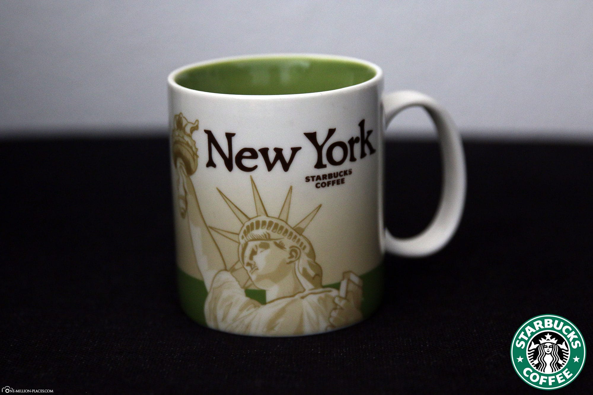 New York, Starbucks Cup, Global Icon Series, City Mugs, Collection, USA, Travelreport