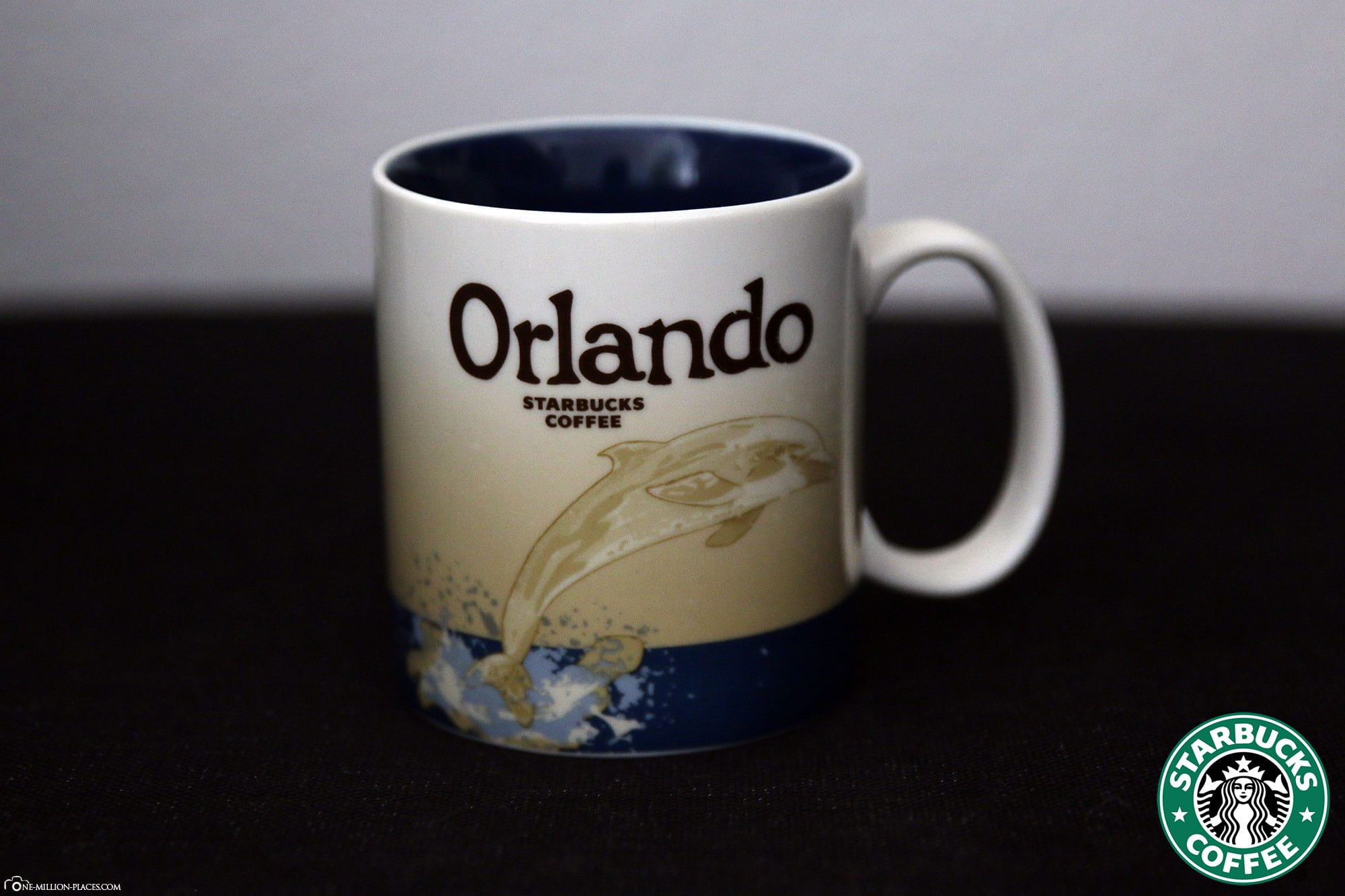 Orlando, Starbucks Cup, Global Icon Series, City Mugs, Collection, USA, Travelreport