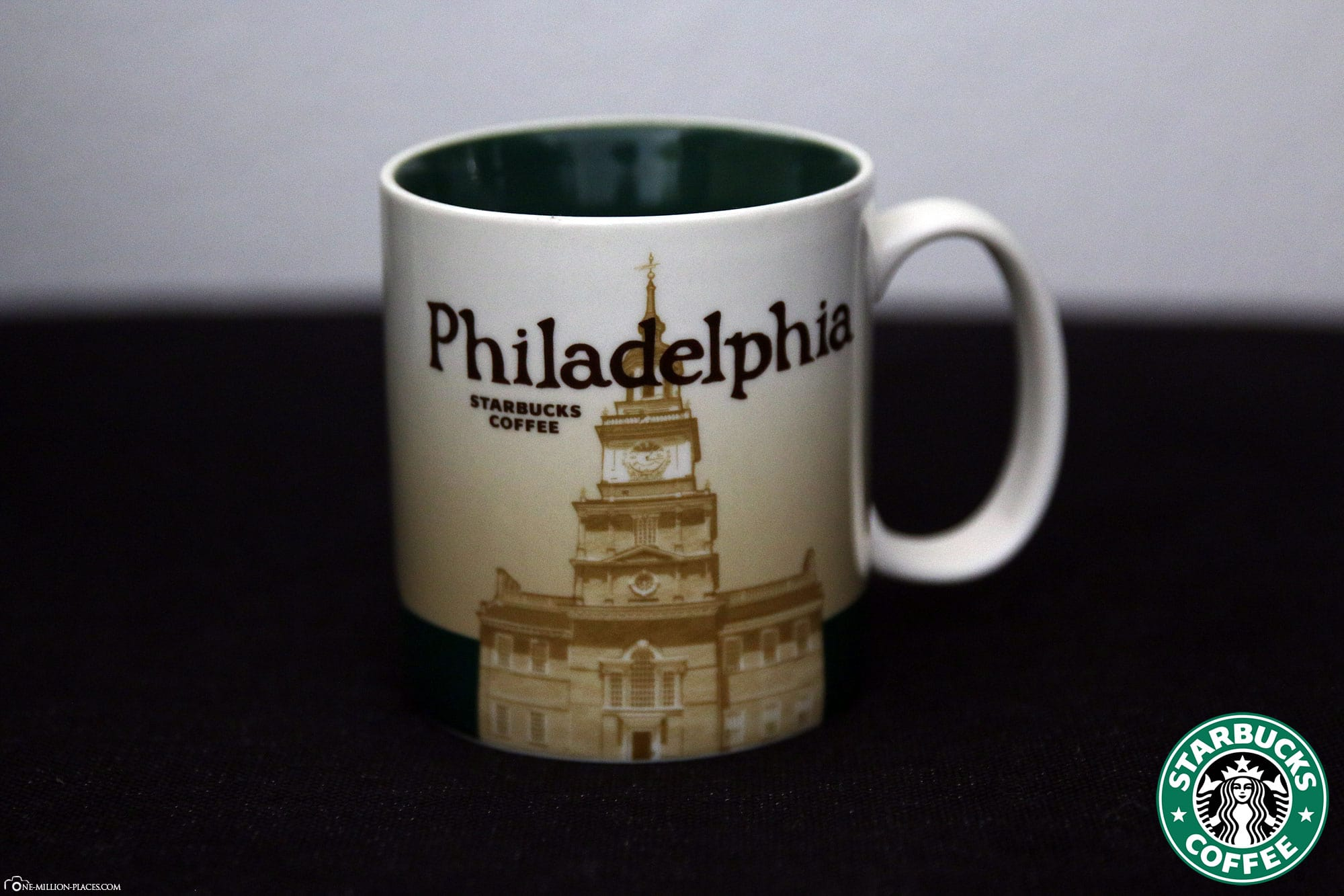 Philadelphia, Starbucks Tasse, Global Icon Serie, City Mugs, Sammlung, USA, Reisebericht