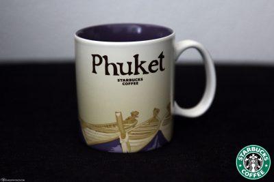 Die Starbucks Inseltasse von Phuket