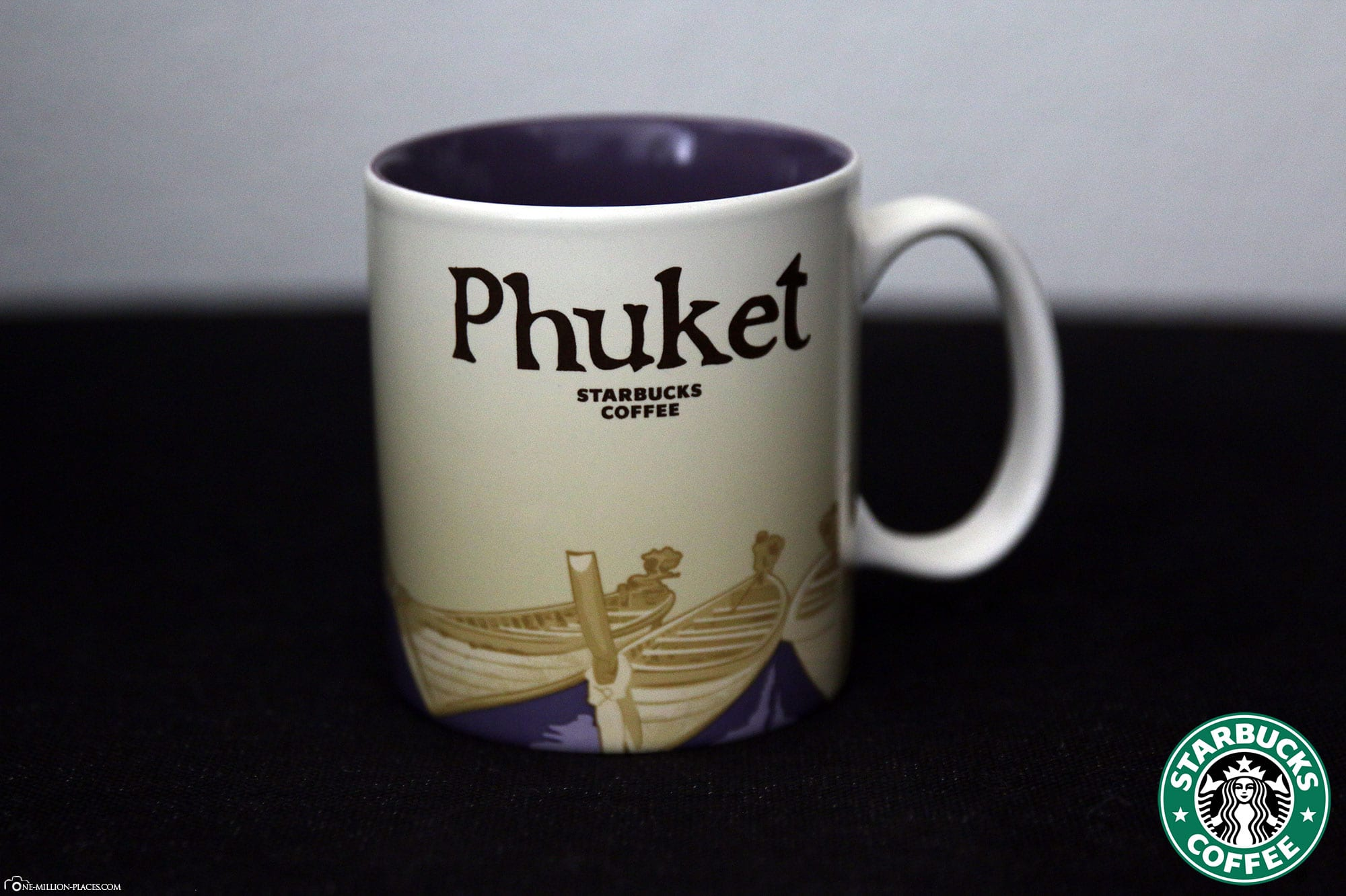 Phuket, Starbucks Tasse, Global Icon Serie, City Mugs, Sammlung, Thailand, Reisebericht
