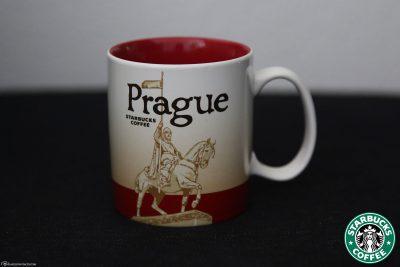 Die Starbucks Städtetasse von Prag