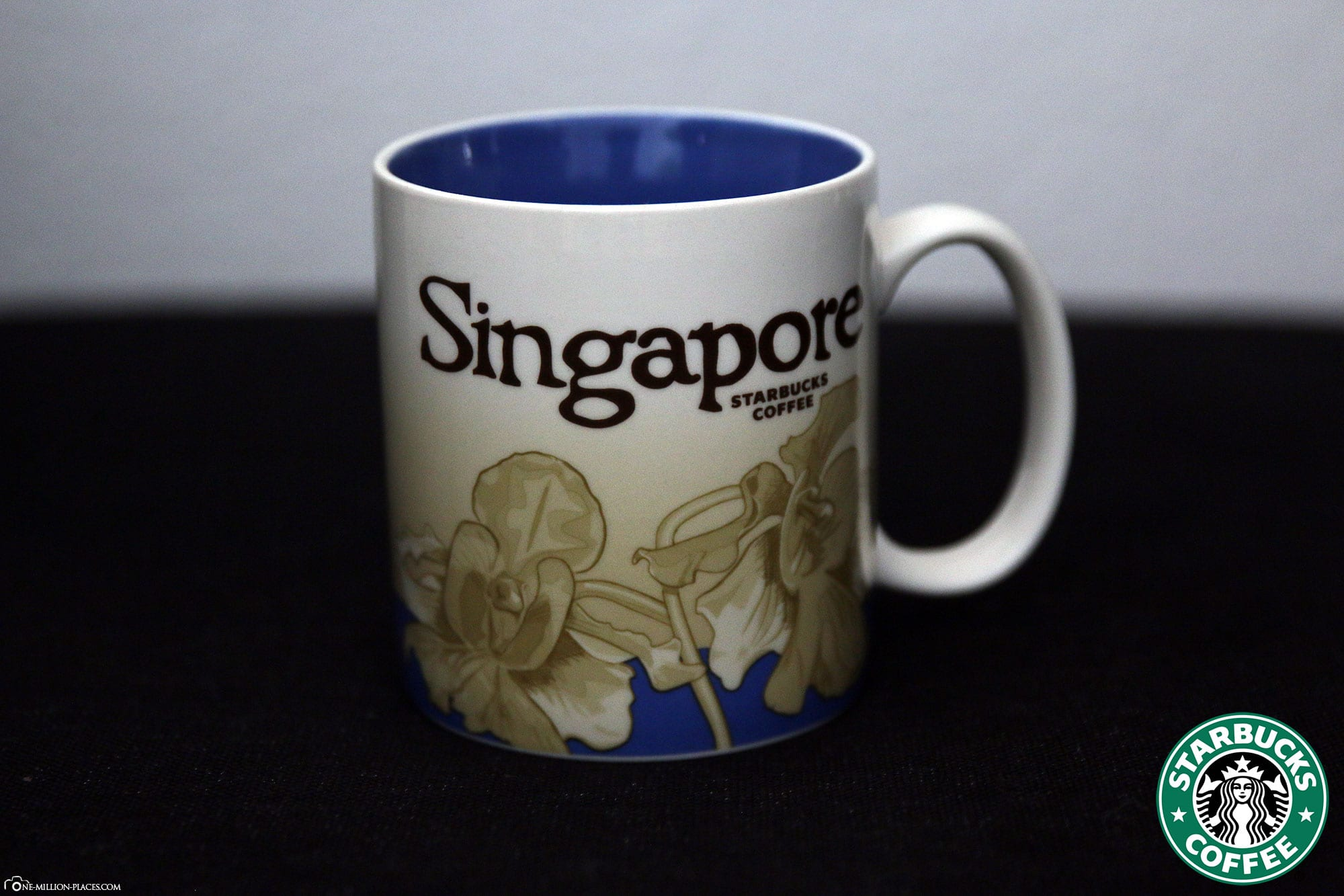 Singapur, Starbucks Tasse, Global Icon Serie, City Mugs, Sammlung, Reisebericht