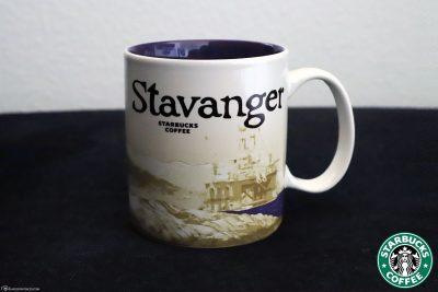 Die Starbucks Städtetasse von Stavanger