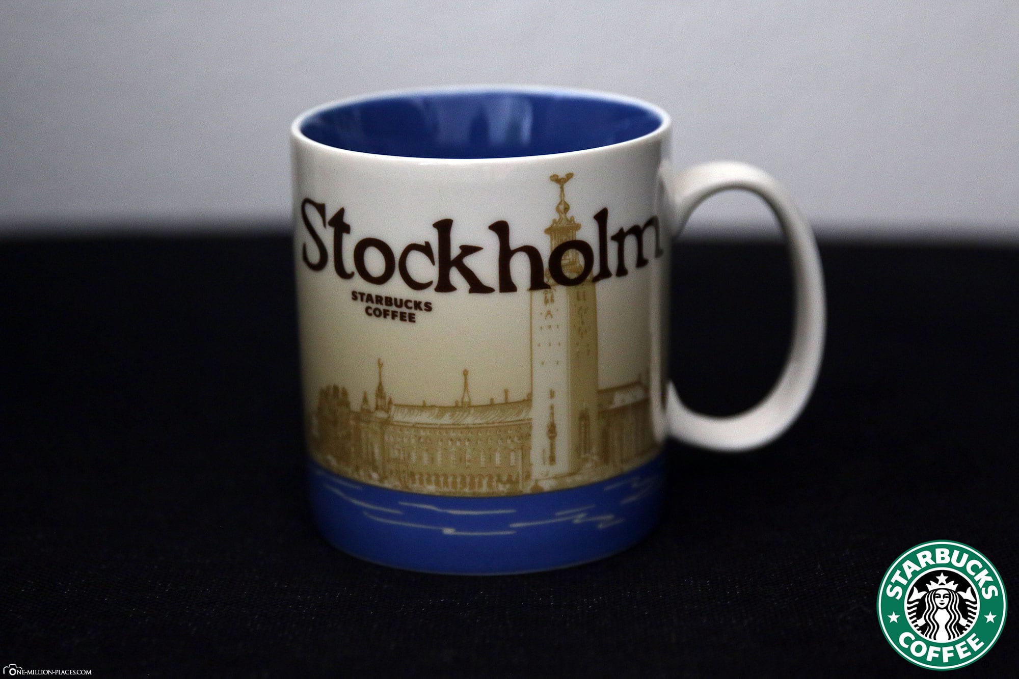 Stockholm, Starbucks Tasse, Global Icon Serie, City Mugs, Sammlung, Schweden, Reisebericht