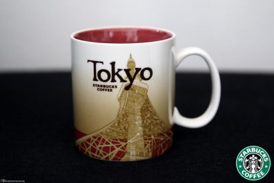 Starbucks Global Icon City Mug of Toky