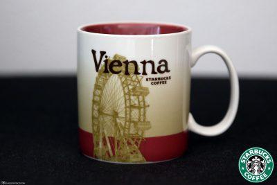 Die Starbucks Städtetasse von Wien