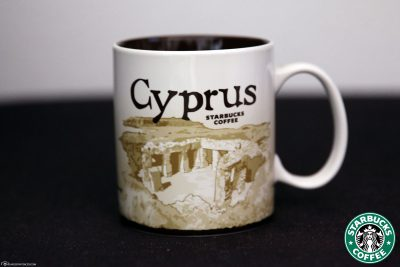 The Starbucks Island Cup of Cyprus