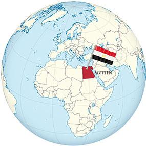 Egypt Globe