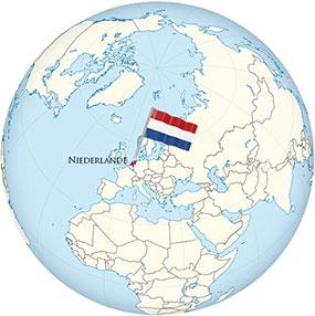 Niederlande Globe