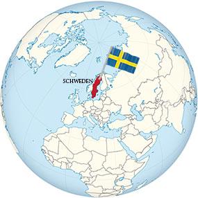 Schweden Globe