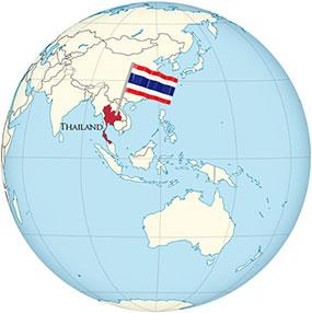 Thailand Globe
