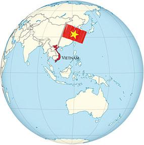 Vietnam Globe