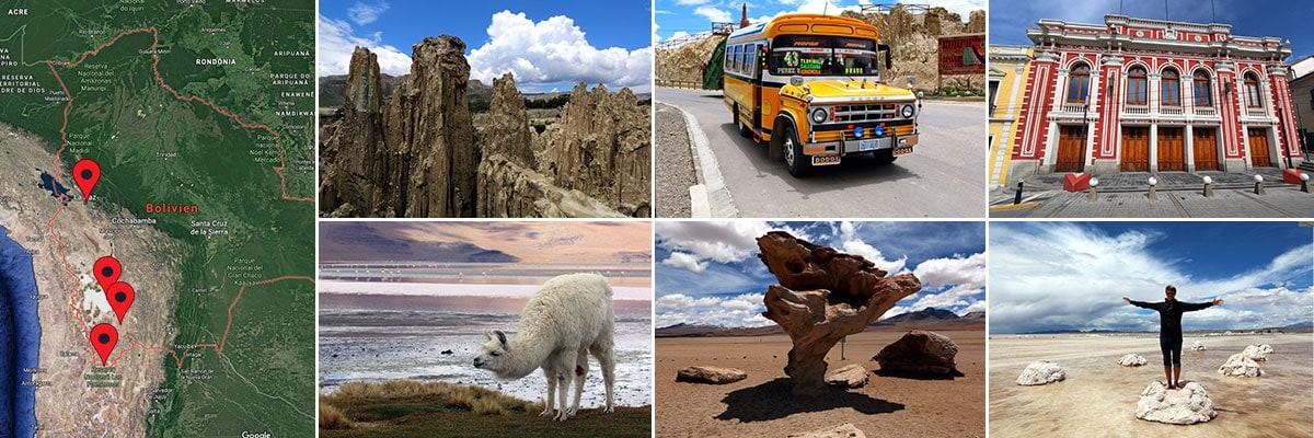 Reiseberichte Bolivien
