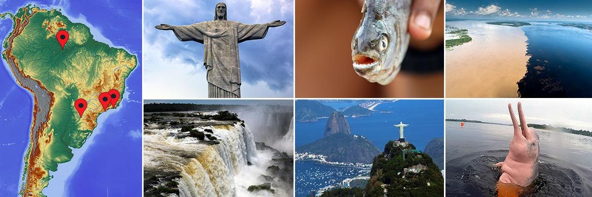 Reiseberichte Brasilien