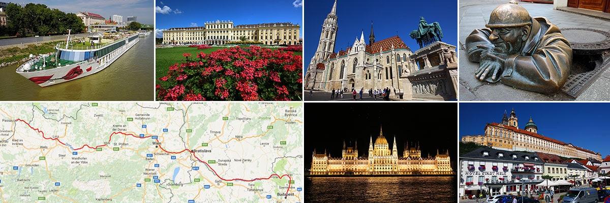 Reiseberichte A-ROSA Donau