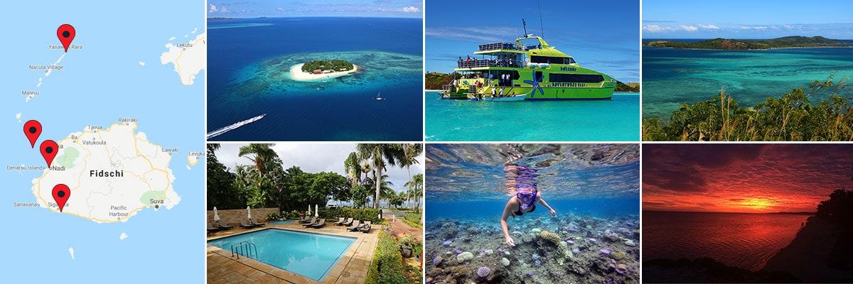 Reiseberichte Fidschi-Inseln