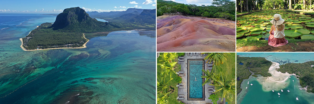 Unsere Reiseberichte von Mauritius