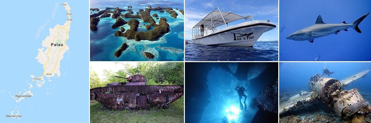 Reiseberichte Palau