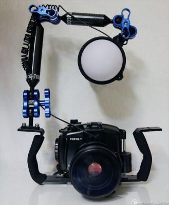 Unsere Unterwasserkamera